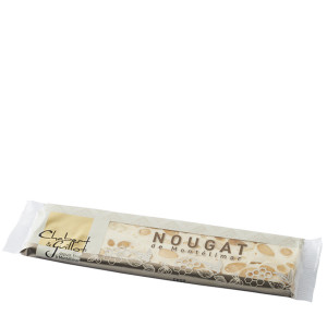 Chabert & Guillot Soft Montelimar Nougat Bar