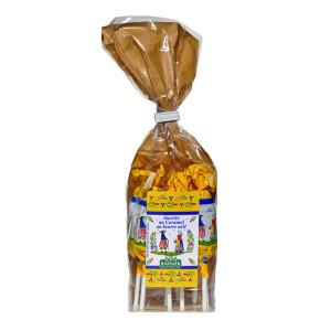 Bonbons Barnier Salted Caramel Lollipops with Quimper Design Small