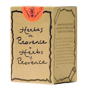 Aux Anysetiers du Roy Herbs de Provence Refill Box