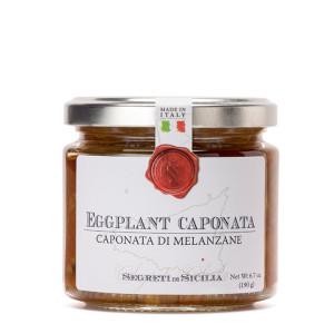 Frantoi Cutrera Eggplant Caponata
