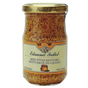 Edmond Fallot Old Fashion Grain Mustard 13oz