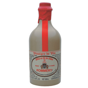 Pommery Red Wine Vinegar Stone Bottle
