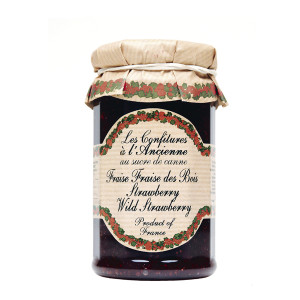 Les Confitures a l'Ancienne Wild Strawberry Jam