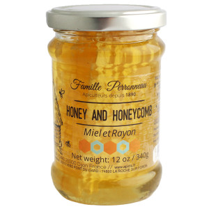 Famille Perronneau Acacia Honey with Honeycomb