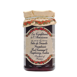 Les Confitures a l'Ancienne Red Currant & Raspberry Jelly