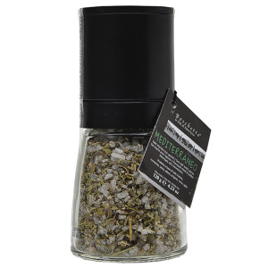 Il Boschetto Italian Sea Salt & Herbs Mill
