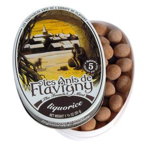 Les Anis de Flavigny All Natural Licorice Mints