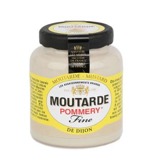 Pommery Dijon Mustard - Small Stone Jar