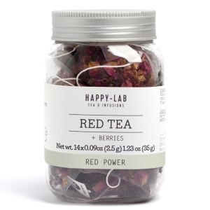 Happy-Lab Red Power Tea Sachets