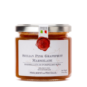 Frantoi Cutrera Pink Grapefruit Marmalade