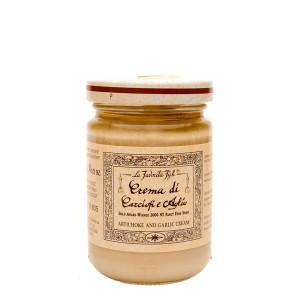 La Favorita Artichoke and Garlic Cream