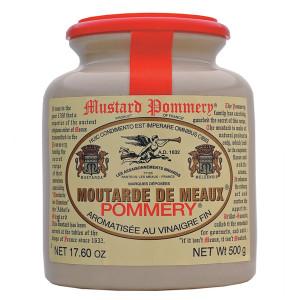 Pommery Meaux Mustard Stone Jar Large