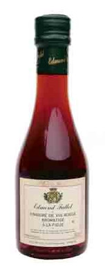 Edmond Fallot Red Wine Vinegar With Fig