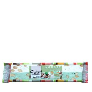 Chabert & Guillot Soft Montelimar Nougat Bar Vanilla & Pistachio