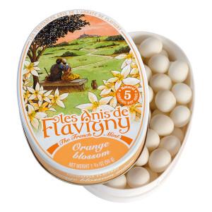 Les Anis de Flavigny All Natural Orange Mints