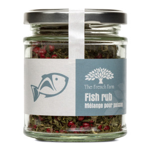 French Farm Collection Fish Rub
