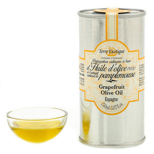 Terre Exotique Grapefruit Infused Olive Oil (Spain)