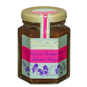 Favols Fig & Balsamic Vinegar Confit