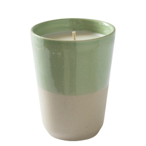 Petit Pois Scented Stoneware Candle