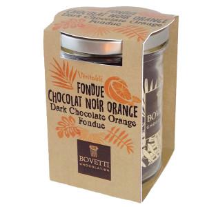 Bovetti Dark Chocolate Fondue with Orange