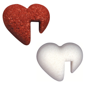 Canasuc Toasting Hearts Red