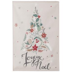 Coucke Joyeux Noel Tea Towel