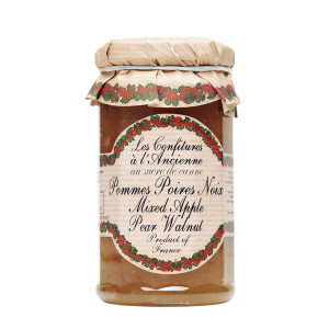 Les Confitures a l'Ancienne Apple, Pear & Walnut Jam