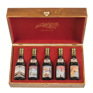 Giuseppe Giusti Expo Collection Worlds Fair Celebration Bottles Gift Set