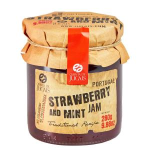 Quinta de Jugais Strawberry Jam with Mint