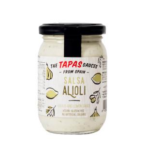 The Tapas Sauces Salsa Aioli