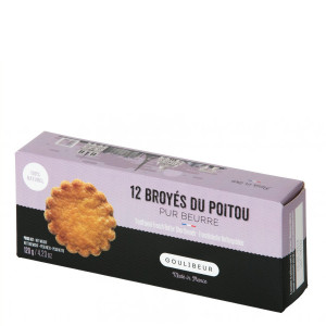 Goulibeur Pure Butter Shortbread