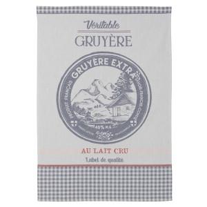 Coucke Gruyere Tea Towel