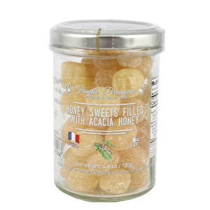 Famille Perronneau Honey Sweets filled with Acacia Honey