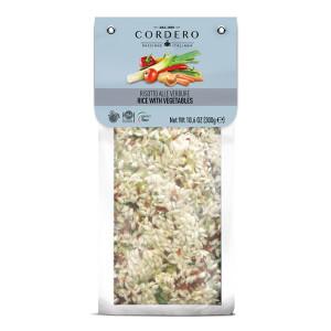 Cordero Vegetable Risotto