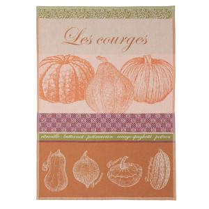 Coucke Courges/Squash Tea Towel