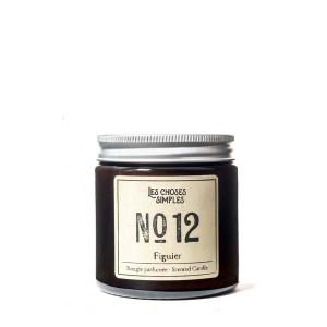 Les Choses Simples Mini Candle No. 12 (Fig)