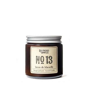 Les Choses Simples Mini Candle No. 13 (Marseille Soap)