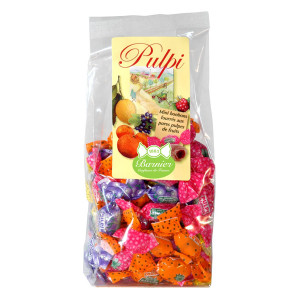 BonBon Barnier Pulpi-Candy with Pure Fruit Pulp