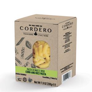 Cordero Corn & Rice Pasta (Gluten Free)
