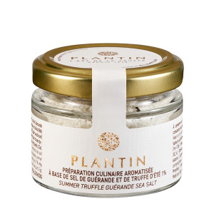 Plantin Guerande Salt with Summer Truffle