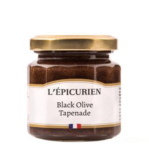 L'Epicurien Black Olive Tapenade