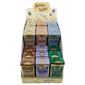 Assorted Display of 18 Classic Tins