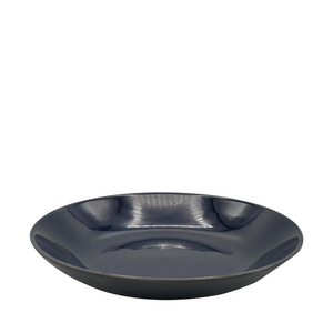 Navy Soup Plate