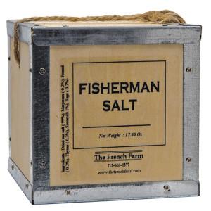 French Farm Collection Fisherman Salt Box