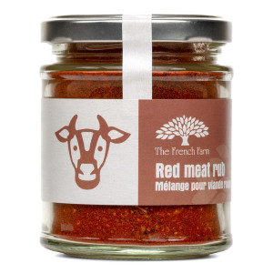 French Farm Collection Red Meat Rub