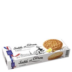 Filet Bleu Lemon & Almond Cookies