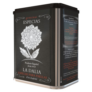 La Dalia Spanish Paella Seasoning