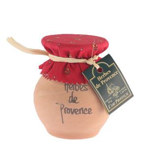 L'Ami Provencal Provence Herbs in Stone Jar