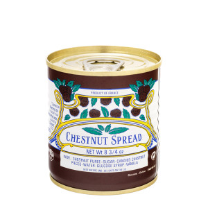 Clement Faugier Chestnut Paste in Can