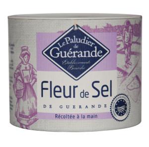 Le Paludier Guerande Fleur de Sel in a Box